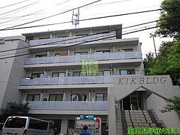 東京都新宿区高田馬場1丁目の賃貸マンションの外観