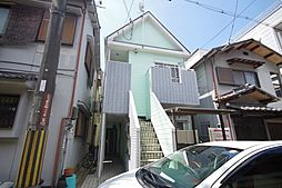 宮之阪パレス[2階]の外観