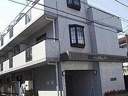 千葉県市川市宝2丁目の賃貸マンションの外観