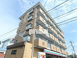 エーアイマンション[4階]の外観