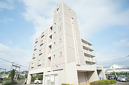 福岡県宗像市東郷6丁目の賃貸マンションの外観