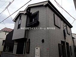 JR中央本線 高円寺駅 徒歩7分の賃貸アパート
