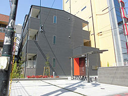 アンプルールフェール[2階]の外観
