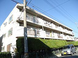 愛知県名古屋市名東区香坂の賃貸アパートの外観