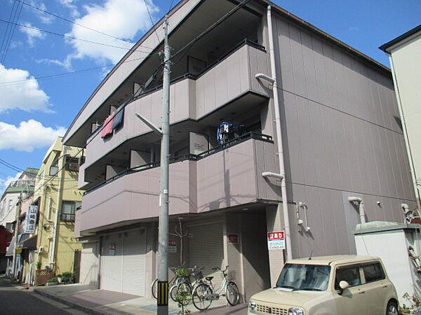 キャッスル武庫川 2階の賃貸【兵庫県 / 尼崎市】