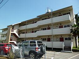 大阪府茨木市南春日丘1丁目の賃貸マンションの外観