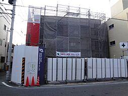 大阪府守口市西郷通2丁目の賃貸アパートの外観
