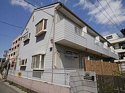 ラフィーヌ新田[2階]の外観