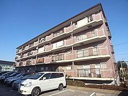 北柏グレースマンションB[2階]の外観