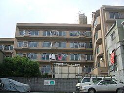 兵庫県芦屋市若宮町の賃貸マンションの外観