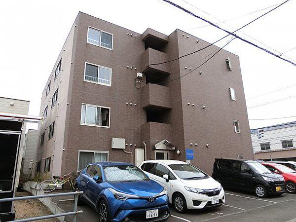 ステージノア東札幌[301号室]の外観