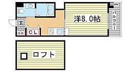SANKO グランフーテージ[5階]の間取り
