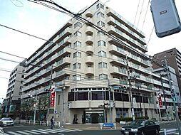 ライオンズマンション西八王子駅前[9階]の外観