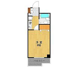 グリーンホームII[2階]の間取り