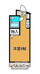 ピア新百合ヶ丘[4階]の間取り