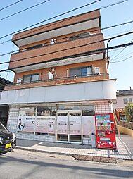 埼玉県富士見市鶴馬3丁目の賃貸マンションの外観