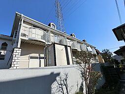 千葉県千葉市若葉区桜木北3丁目の賃貸アパートの外観