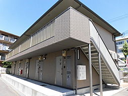 コンフォールヴィル木田元宮[2階]の外観