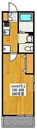 ドリーム コート[3階]の間取り