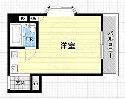 【敷金礼金0円!】REBANGA十三アパートメント