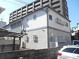 大阪府豊中市玉井町4丁目の賃貸アパートの外観