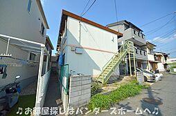 大阪府枚方市牧野阪1の賃貸アパートの外観
