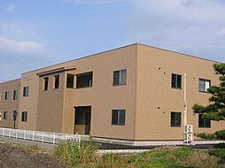 コンチネンタル轡田 B棟[105号室]の外観