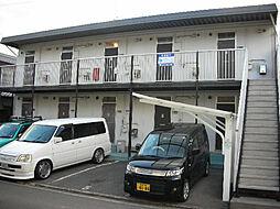 愛媛県松山市畑寺3丁目の賃貸アパートの外観