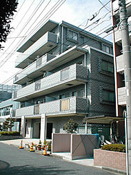 ピーアンドエーマンション[4階]の外観