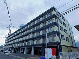 福岡県北九州市小倉南区中曽根4丁目の賃貸マンションの外観