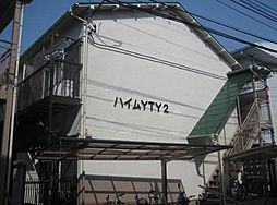 ハイムYTYI[1階]の外観