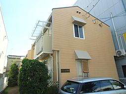 大阪府守口市大枝東町の賃貸アパートの外観