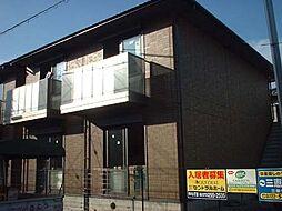 ヒルズシンシアI[2階]の外観