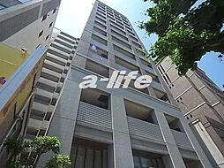 兵庫県神戸市中央区加納町4丁目の賃貸マンションの外観
