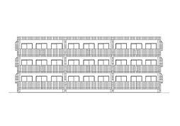 ヴィレッジサイドA[203号室]の外観
