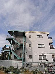 埼玉県志木市中宗岡3丁目の賃貸マンションの外観