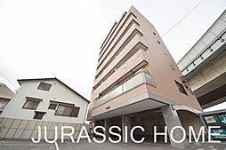 大阪府堺市堺区並松町の賃貸マンションの外観