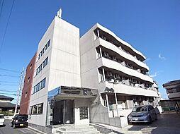 新栄プロパティ羽曳が丘[2階]の外観