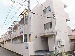 埼玉県草加市旭町4丁目の賃貸アパートの外観