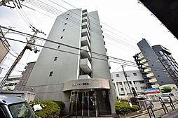 大阪府吹田市江坂町2丁目の賃貸マンションの外観
