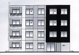 北海道札幌市豊平区平岸一条16丁目の賃貸マンションの外観