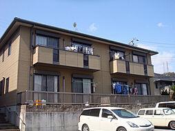 兵庫県姫路市梅ケ谷町の賃貸アパートの外観