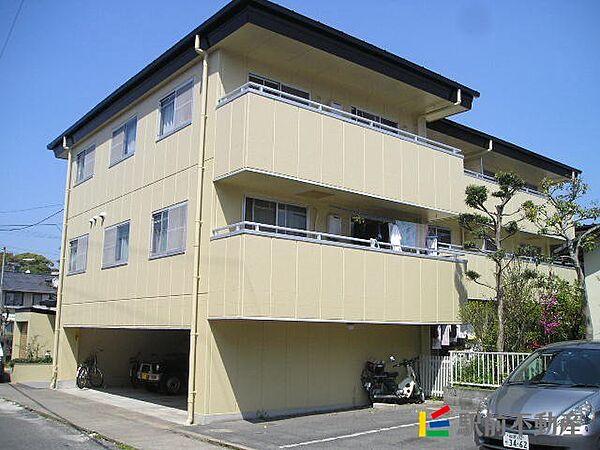コトブキハイツ[3階]の外観