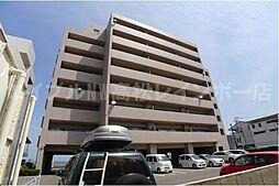 香川県高松市新北町の賃貸マンションの外観