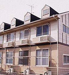 埼玉県さいたま市見沼区春岡2丁目の賃貸アパートの外観