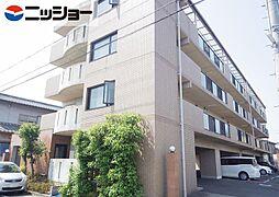 レジデンスMIZUO21[2階]の外観