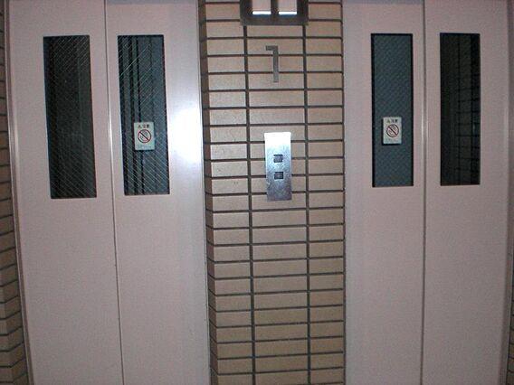 エレベーターあ...