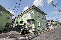 埼玉県川口市朝日1丁目の賃貸アパートの外観