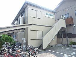 シティハイムホシノ[1階]の外観