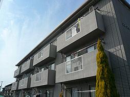 兵庫県高砂市曽根町中浜の賃貸アパートの外観
